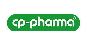 IT-Outsourcer DATAGROUP Referenz CP-Pharma, Logo