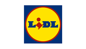 IT-Outsourcer DATAGROUP Referenz Lidl, Logo