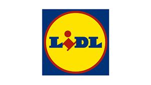 IT-Outsourcer DATAGROUP Referenz Lidl, Logo