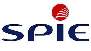 IT-Outsourcer DATAGROUP Referenz SPIE SAG, Logo