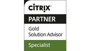 Logo Citrix - DATAGROUP Partner