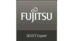 Logo Fujitsu - DATAGROUP Partner