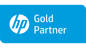 Logo HP Gold Partner - DATAGROUP Partner