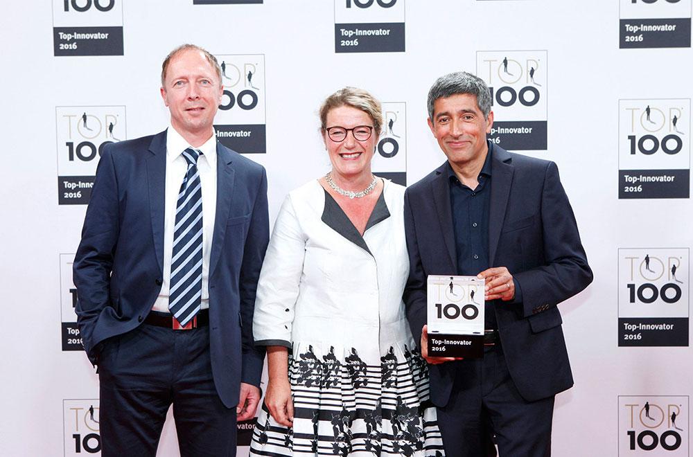 Der IT-Dienstleister DATAGROUP freut sich über die Auszeichnung als eines der innovativsten Unternehmens Deutschlands.