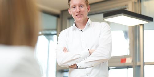 Markus Schäfer (DATAGROUP) im Portrait