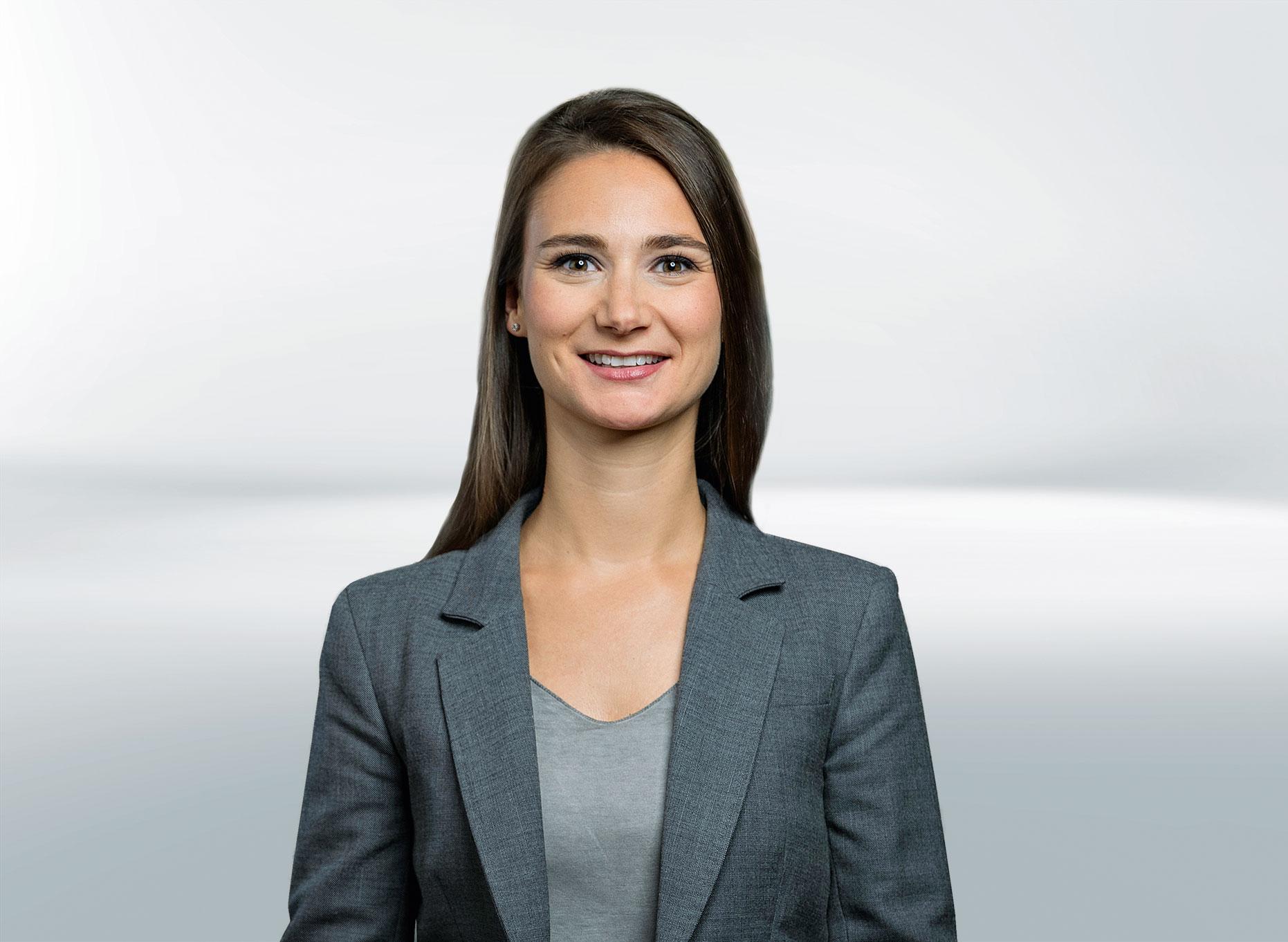 Sarah Berger-Niemann, Leiterin Unternehmenskommunikation