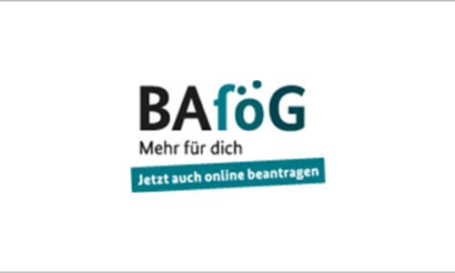 IT-Outsourcer DATAGROUP Referenz BAföG, Logo
