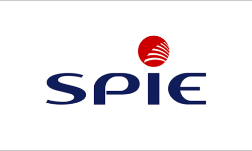IT-Outsourcer DATAGROUP Referenz SPIE SAG, Logo