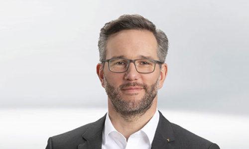 Andreas Baresel, Vorstand des IT-Dienstleisters DATAGROUP