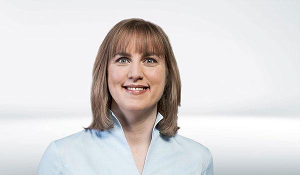Dr Sabine Laukemann, Generalbevollächtigte Personal