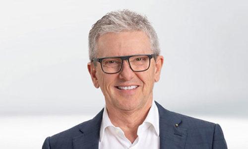 Max H-H. Schaber, Vorstandsvorsitzender des IT-Dienstleisters DATAGROUP