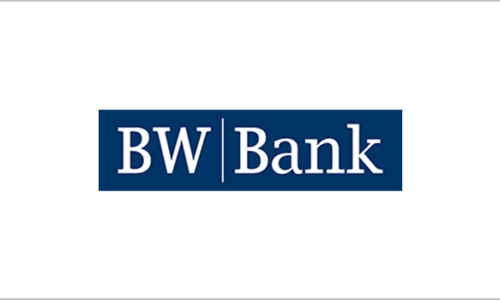 IT-Outsourcer DATAGROUP Referenz BW-Bank , Logo