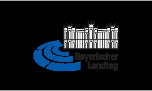 Referenzen Bayerischer Landtag Logo
