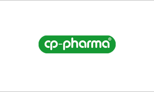 IT-Outsourcer DATAGROUP Referenz CP-Pharma , Logo