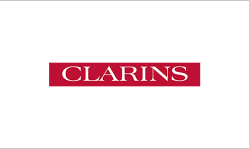 IT-Outsourcer DATAGROUP Referenz Clarins, Logo