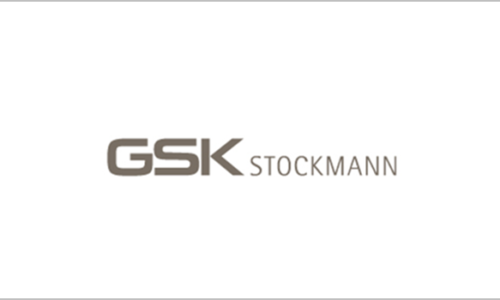 IT-Outsourcer DATAGROUP Referenz GSK Stockmann, Logo