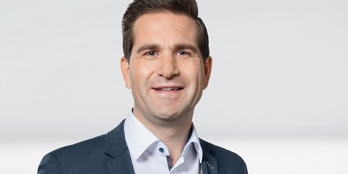 Hubert Deutsch Portrait, Supervisory Board Member DATAGROUP