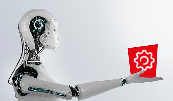 Roboter / Künstliche Intelligenz