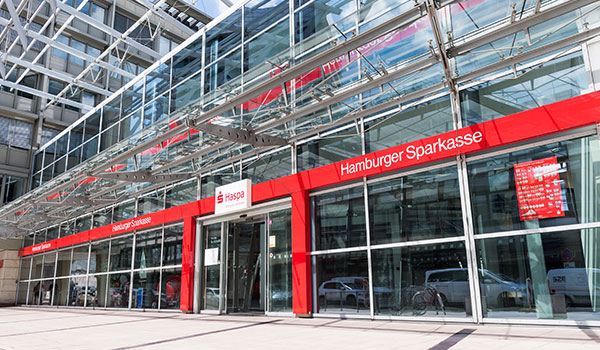 Hamburger Sparkasse Gebäude