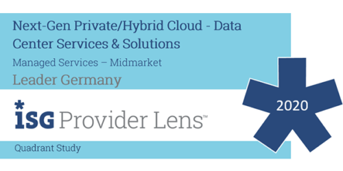 Logo Isg Provider Lens 2020 Managed Services