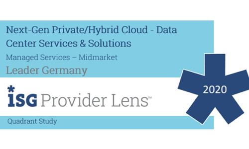 Logo Isg Provider Lens 2020 Managed Services